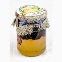 Мед с черносливом, 320 грамм