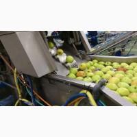 Для чистки яблок - мини линия