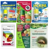 Инсектициды - высылаем по UA