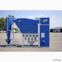 Безрешетный аэродинамический сепаратор САД-50 с циклоном