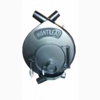 Канадская отопительная печь булерьян Montreal тип 02