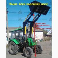 Фронтальный погрузчик ПБМ на трактор МТЗ и ЮМЗ, купить, цена