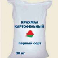 Крахмал картофельный Беларусь 1/с
