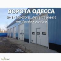 Ворота Одесса всех видов и типов