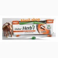 Зубная паста Dabur с экстрактом гвоздики (dabur Herb`l Clove)
