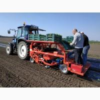 Розсадо-садильна машина з мульчуванням Ferrari FPC