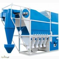 Очиститель вороха и зерна сепаратор САД-100 с циклоном
