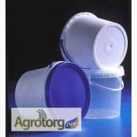 Пластиковые пищевые ведра и тара 0.2, 0.3, 0.5, 1, 2.3, 3, 5, 5.6, 10, 11, 16, 20 литров