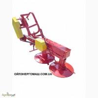 Роторная косилка КТР-1.35 на мини-трактора, вес 150 кг