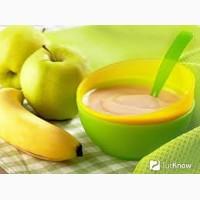 Компания заключает договор на поставку оптом яблочного пюре