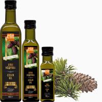 Олія з кедрового горіха