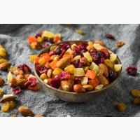 Суміші горіхів, цукатів та сухофруктів ТМ Romantic