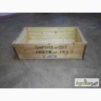 Продам ящик деревянный (б/у)