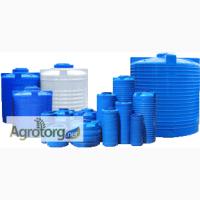 Емкости пластиковые до 20000 литров