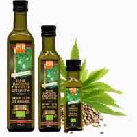 Олія з насіння коноплі