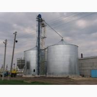Зернохранилища, силоса от производителя от 13 до 1100 тонн