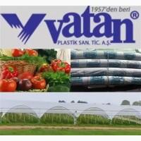 Плёнка для теплиц Vatan Plastik, Турция. Заказать тепличную пленку