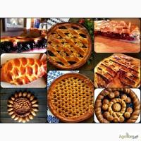 Пироги сладкие и не сладкие