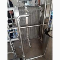 Охладители жидкости (чиллер, льдоаккумулятор) охлаждение молока в потоке Алькантар ООО
