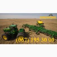 Услуги по посеву зерновых и масличных культур, работаем по всей Украине