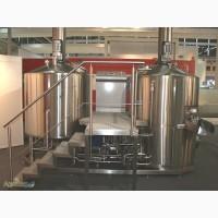 Пивоварня (мини пивзавод) 1000 литров, из Германии