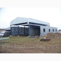 Изготовление металлоконструкций под заказ. СТО под ключ для грузовых и легковых авто