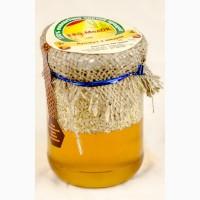 Мед с кунжутом, 320 грамм