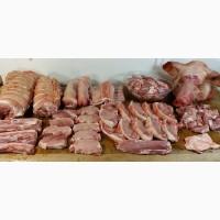Мясо! Свинина, яловичина. Від тушки і до вирізки