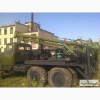 Продам Ямобур БКМА-1.0/3.5 на базе ЗИЛ-131