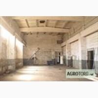 Аренда складских и производственное помещение 1000 м2