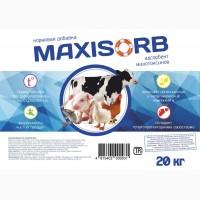 Новейший адсорбент микотоксинов МаксиСорб