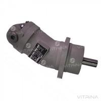 Гидромотор аксиально-поршневой 210.25.11.21Б | шлицевой вал, резьба