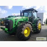 Трактор колесный John-Deere 8345 R двигат..-355л. с.
