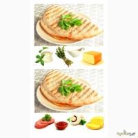 Пицца «Кальцоне» с салями и сыром