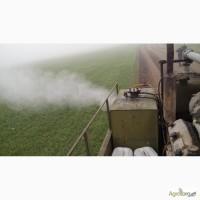 Химобработка полей аэрозольным генератором до 2000га за ночь