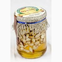 Мед с арахисом, 320 грамм