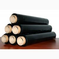 Стретч-пленка черного цвета