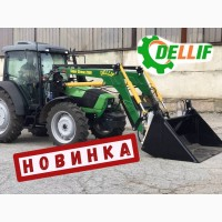 Погрузчик на трактор 100- 140 л.с.- Деллиф СуперСтронг 2000