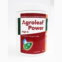 Мінеральне добриво Agroleaf Power High К (калійний) 15-10-31 + мікроелементи, 0, 8кг