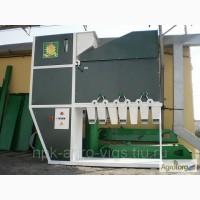 Безрешётный аэродинамический сепаратор зерна ИСМ