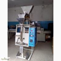 Полуавтомат для фасовки сыпучих материалов УФ-1 Практически новый. Гарантия
