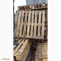 Поддоны деревянные 1.1м*1.2м