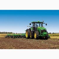 Услуги по обработке почвы(дисковка оранка, культивация, посев)
