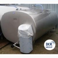Молоко охолоджувач Б / У ALFA LAVAL 5000 закритого типу об#039;ємом 5000 літрів