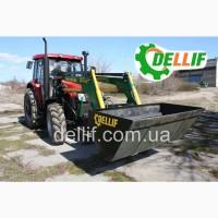 Погрузчик на трактор Yto 954 - Деллиф Супер Стронг 2000