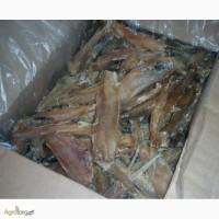 Азовский вяленый (сушеный) бычок ручной, механической чистки