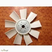 Крыльчатка вентилятора ЯМЗ-236 238НБ-1308012-Б2 (пластик)