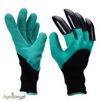 Продам перчатки с когтями для сада и огорода