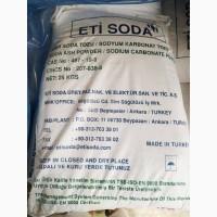 Сода кальцинированная (карбонат натрия технический, натрий углекислый)