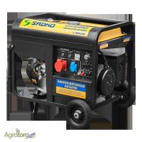 Генератор Sadko (Садко) GPS-8500EF. 7, 5 кВт, 220 - 380 В. Доставка